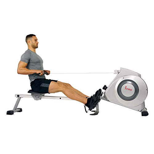 Sunny Health & Fitness Magnetic Rowing ...