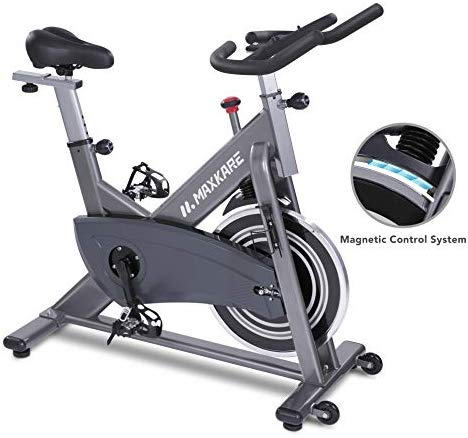 Maxkare Magnetic Exercise Bike Belt Drive ...