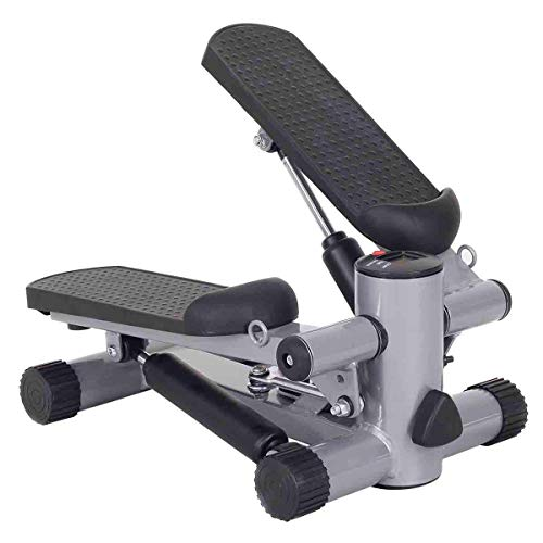 GOPLUS Mini Stepper Air Climber Step Fitness ...