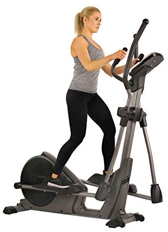 Sunny Health & Fitness Magnetic Elliptical ...