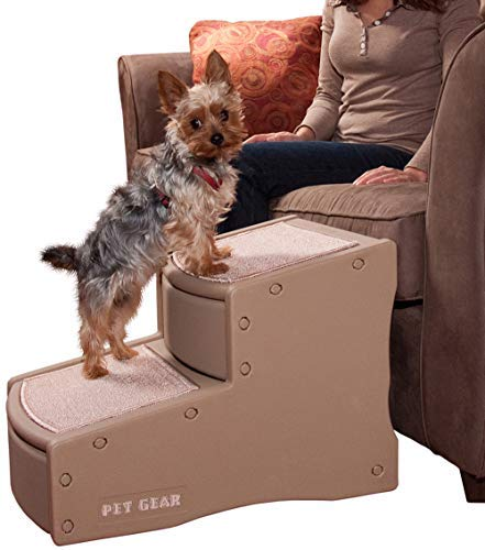 Pet Gear Easy Step II Pet Stairs, 2 Step for ...