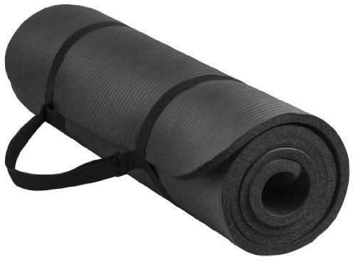 BalanceFrom GoYoga All-Purpose 1/2-Inch Extra ...